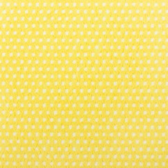 DOTTY Stretch Jacquard - Yellow