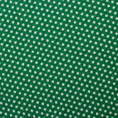 DOTTY Stretch Jacquard - Green