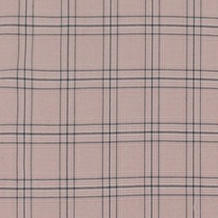 GENESIS Stretch Suiting - Plaids - Pink / Black