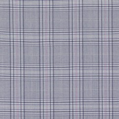 GENESIS Stretch Suiting - Plaids - Blue / Pink