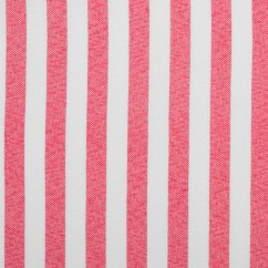 MARILLA Checks and Stripes - Stripes - Red