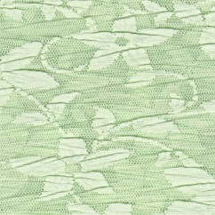 GELATO Pleated lace - Green