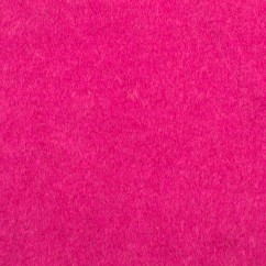 Boiled Wool Light Weight - Fushia