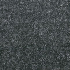 Boiled Wool Light Weight - Dark grey mix