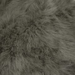 Luxury Faux Fur - Bear - Grey