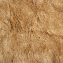 Luxury Faux Fur - Beige blond