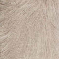 Luxury Faux Fur - Beige