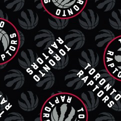 Toronto Raptors - NBA fleece - Black