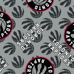 Toronto Raptors - NBA fleece - Grey