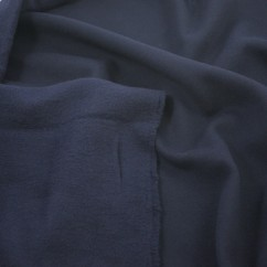 Heavy Jogging Fleece - Navy