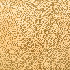 Metallic Knit - Mosaic - Gold