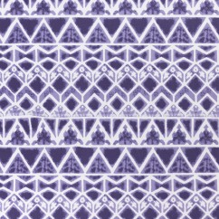 Bathing Suit Print - Geometric - Lavender