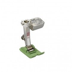Bernina - Zigzag foot with non-stick sole #52C 9mm with sliding sole