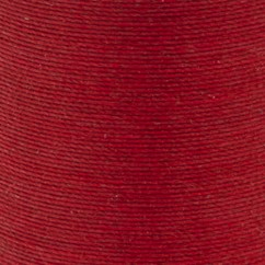 COATS COTTON COVERED BOLD HAND QUILT THREAD  160M/175YD - RED