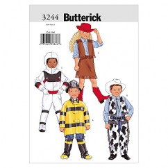 B3244 Children's/Boys'/Girls' Costume (Size: 6-7-8)