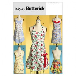 B4945 Aprons (size: All Sizes In One Envelope)
