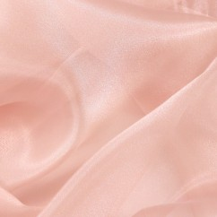Clichy Organza - Rose Dust