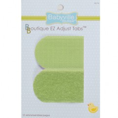 Babyville - Die Cut EZ Tabs Neutral - Assorted