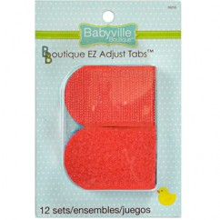 Babyville - Die Cut EZ Tabs - Assorted