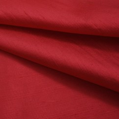 Boutique Silk Duppioni - Red