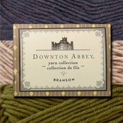 DOWNTON ABBEY Branson - 100g - Bulky Weight 5 - 140m (153yds)