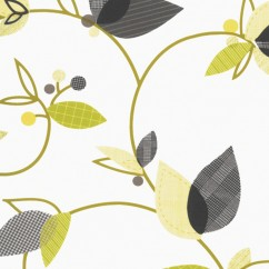 Home Decor Fabric - Signature Hamlet 1022 - green, grey, white