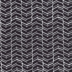 Home Decor Fabric - Signature Hector 1005 - black, white