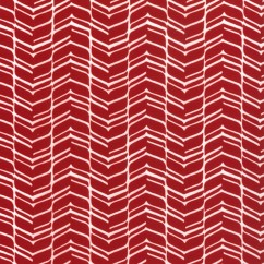 Home Decor Fabric - Signature Hector 1037 - red, white