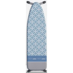 European Turbo-Glide™ Ironing Board Cover - Circles Blue