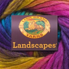 LION BRAND® YARN LANDSCAPES®