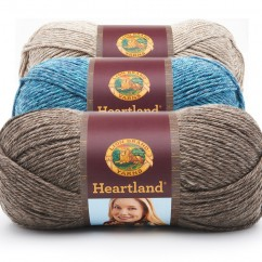 Lion Brand Yarn - Heartland