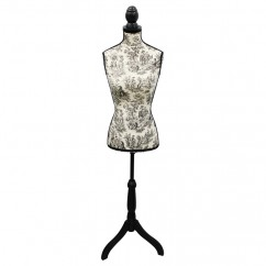 Decorative mannequin - Country Toile