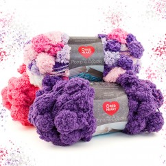 Red Heart - Pomp-a-Doodle Yarn