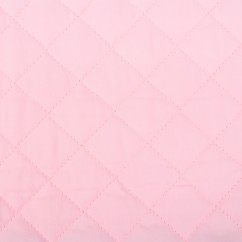 Quilted Back to Back Broadcloth - Light pink