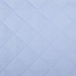 Quilted Back to Back Broadcloth - Powder Blue
