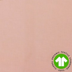 ORGANIC Solid Cotton - Pale blush