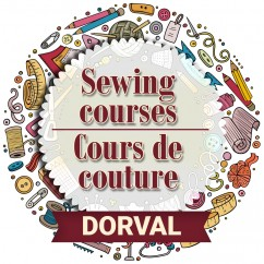 Dorval - Basics of Sewing - Evening - Thursdays August 29