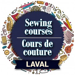 Laval - Basics of Sewing - Evening - Fridays September 6
