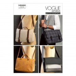 V8990 Bags - Crafts (Size: One size only)