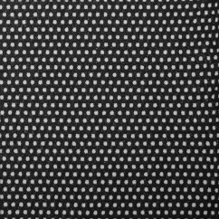 DOTTY Stretch Jacquard - Black