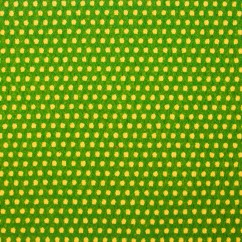 DOTTY Stretch Jacquard - Lemon