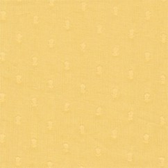 BIBI Cotton Swiss Dot - Yellow