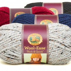 Lion Brand Yarn - Wool-ease Thick & Quick
