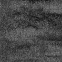 Luxury Faux Fur - Black 12