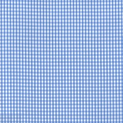 Gingham 1/8 Inch - Light Blue