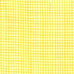 Gingham 1/8 Inch - Yellow