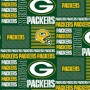 Green Bay Packers - NFL cotton prints