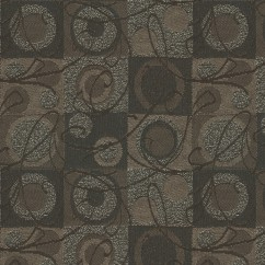 Home Decor Fabrics - Crypton Ambiance 87 Chocolate