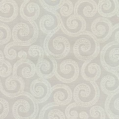 Home Decor Fabrics - Crypton Clematis 91 Light Grey