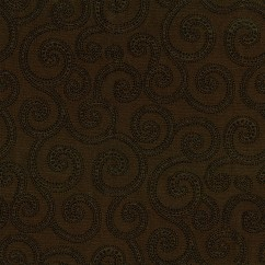 Home Decor Fabrics - Crypton Clematis 87 Chestnut